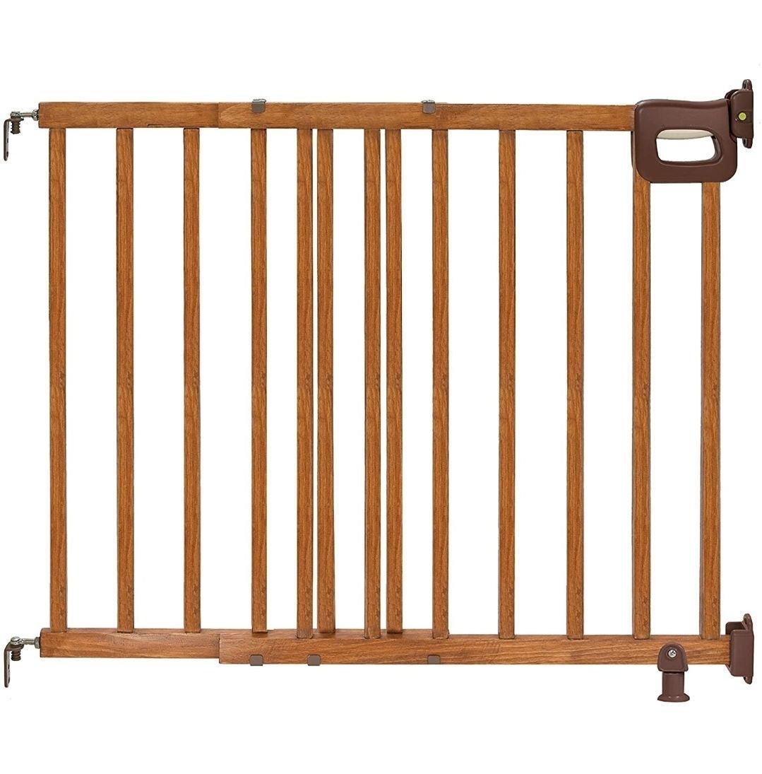 Summer Deluxe Stairway Wood Gate