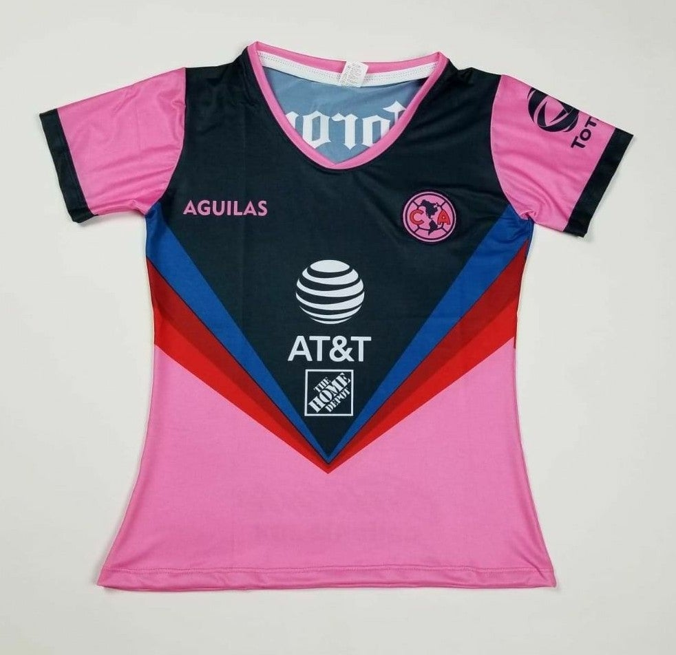 Club america Women's Jersey