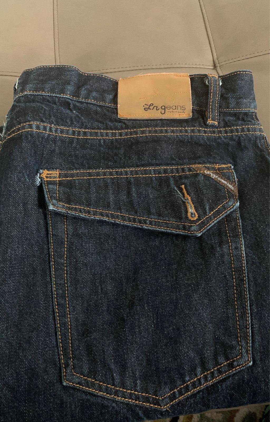 LRG jeans for men