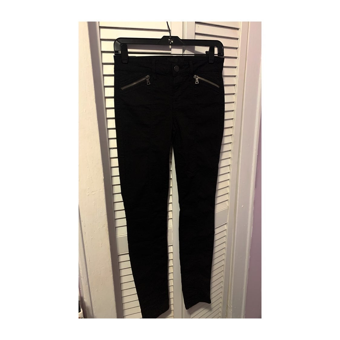 Pre-owned Vince Skinny Jeans
