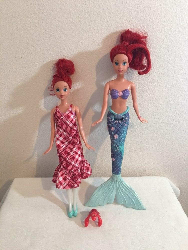 Disney Ariel & Sebastian Doll.