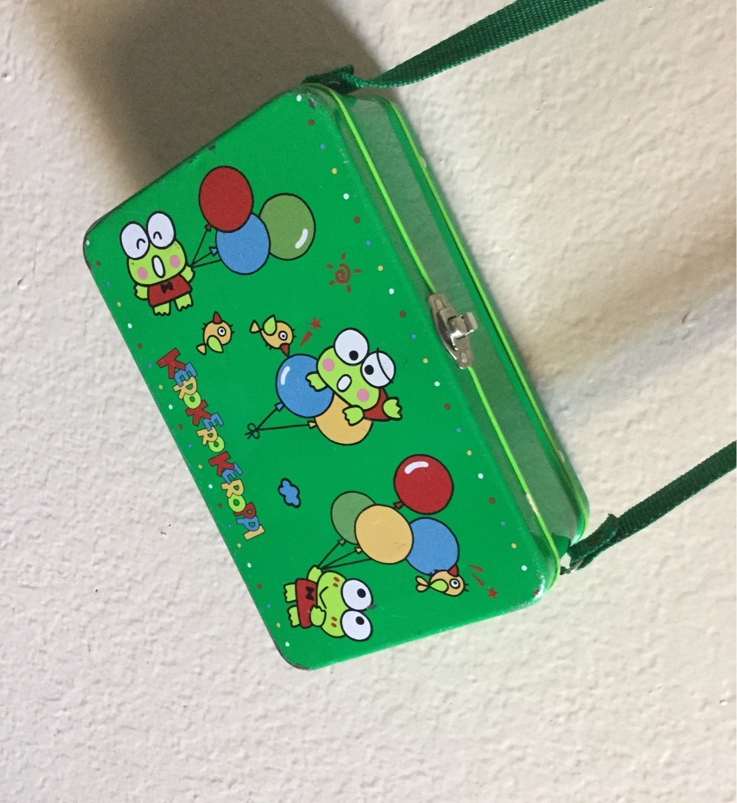 Keroppi Lunch Tin