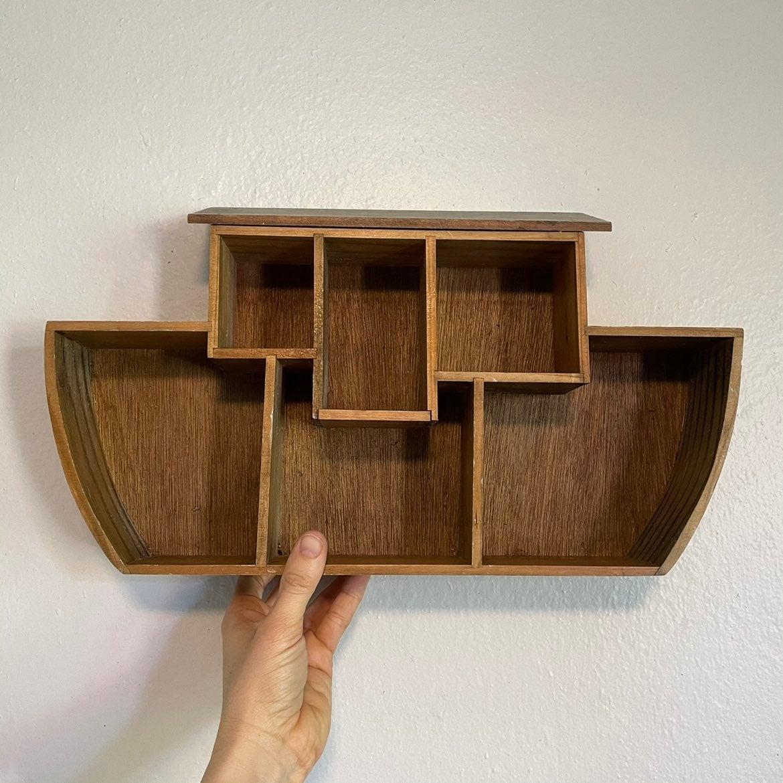 Noah's arc toy or oil shelf