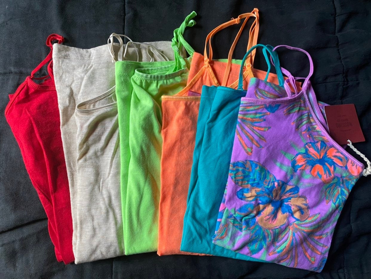 camisole tank tops