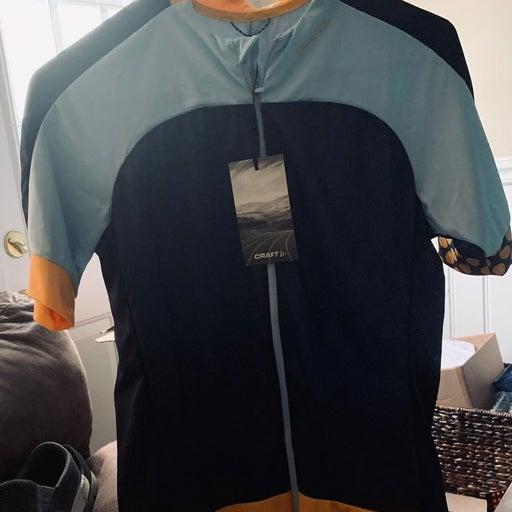 Craft cycle shirt