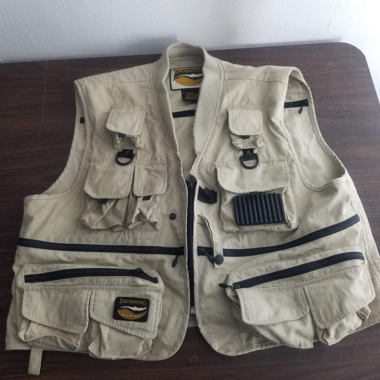 Browning Fly Fishing Vest