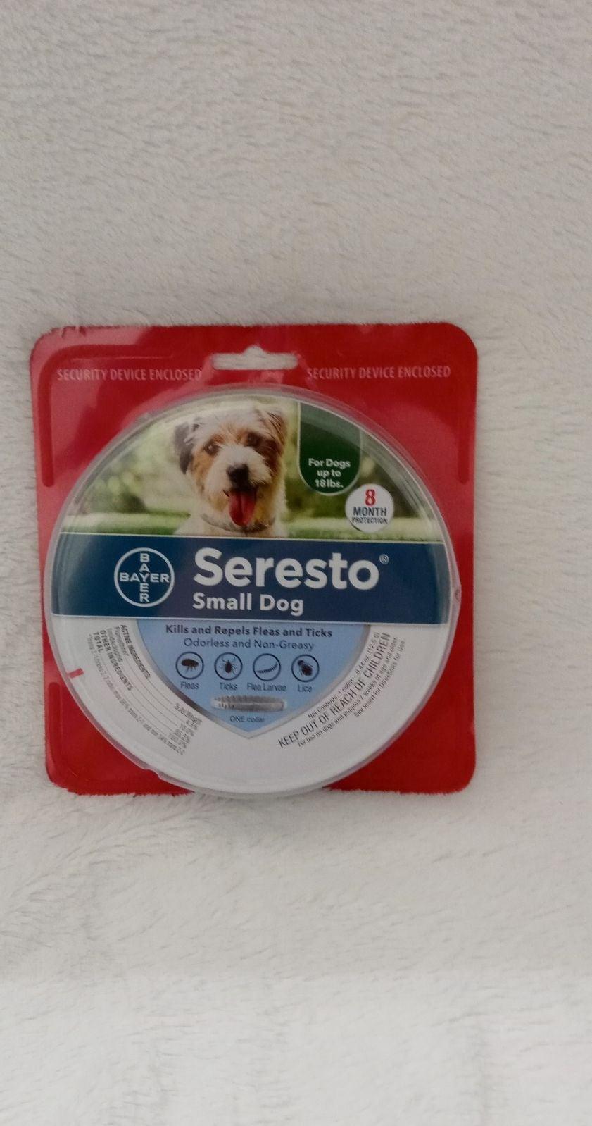 Seresto 8 Month Flea & Tick Prevention C