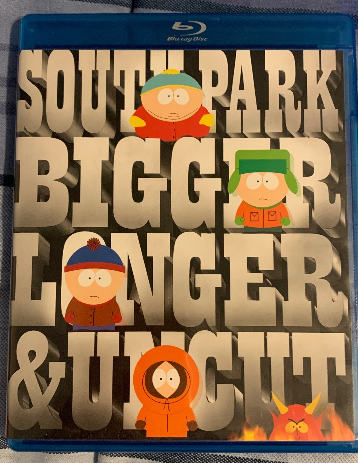South Park Bigger, Longer & Uncut on Blu
