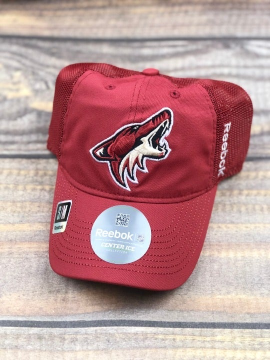 Reebok Center Ice Edition Coyotes Hat
