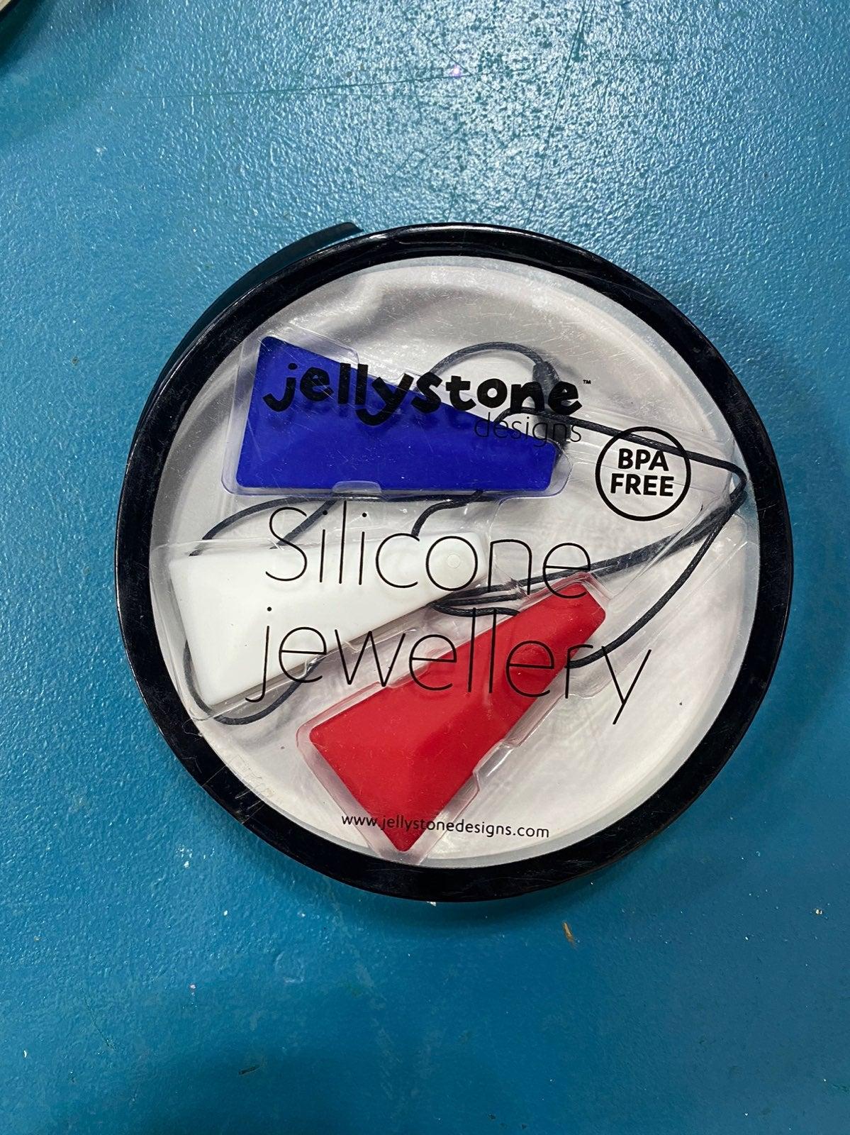 Jellystone Silicone Necklace