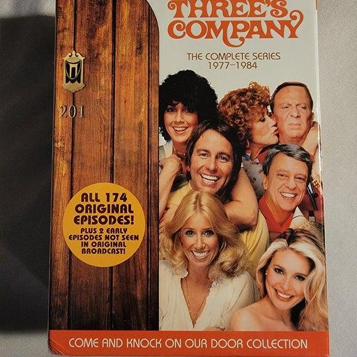 Three's Company Complete DVD Boxset