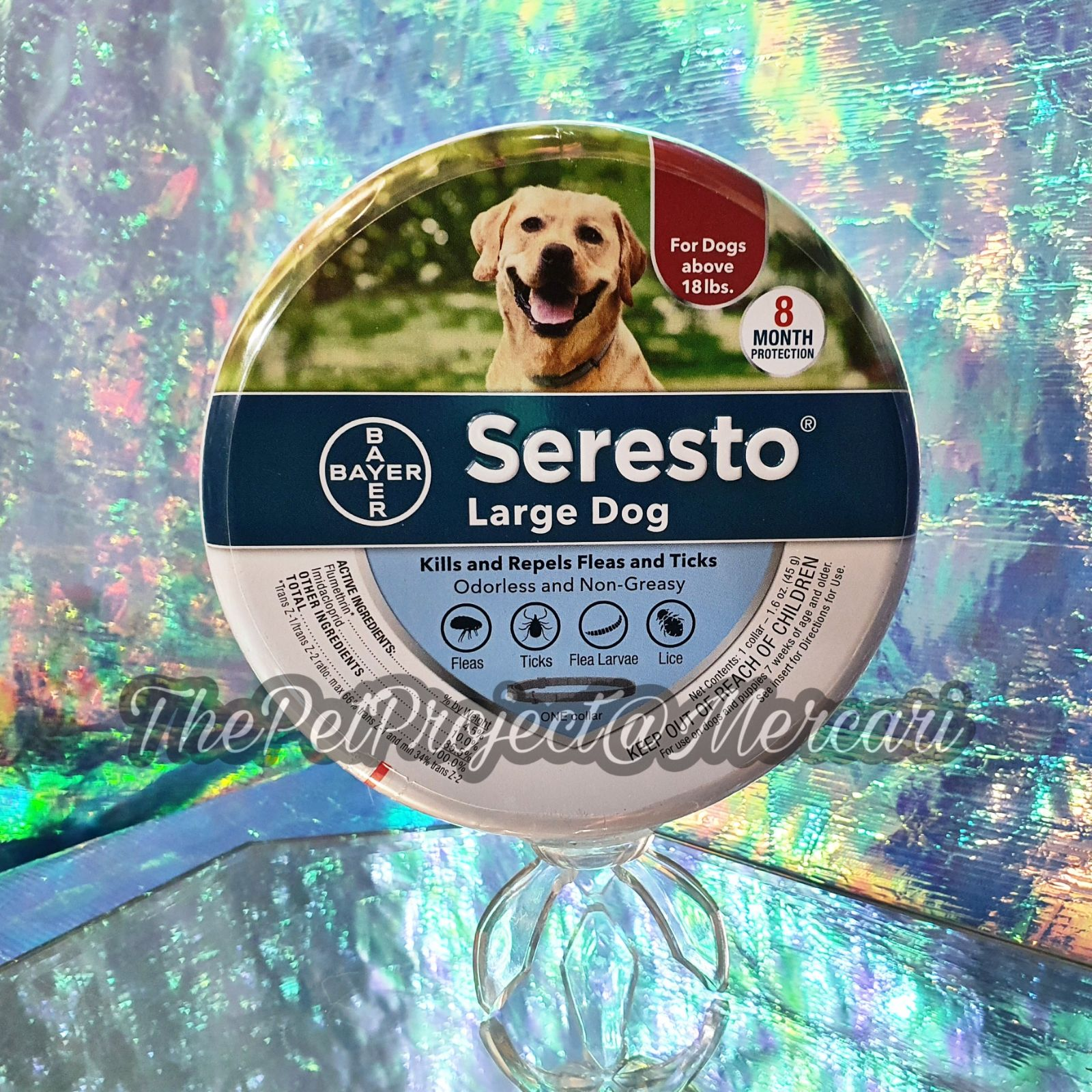 SERESTO LARGE DOG