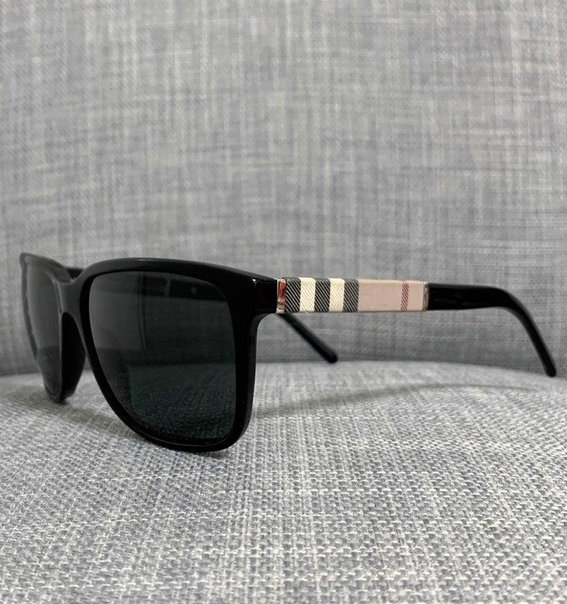 Burberry B 4181 Black Classic Sunglasses