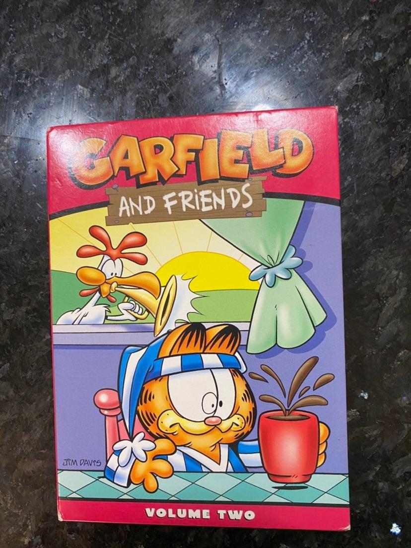 Garfield and Friends 2 DVD 24 Episodes