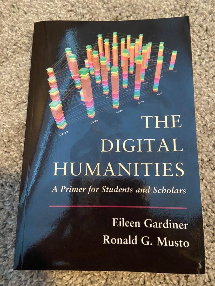 The Digital Humanities Textbook