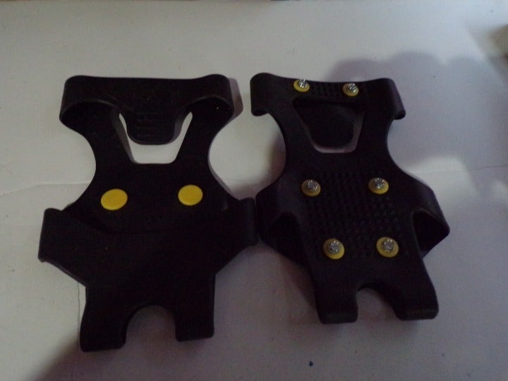 TWO SETS OF TRACTION SPIKES