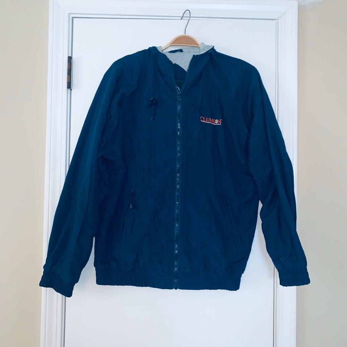 Clemson weatherproof jacket