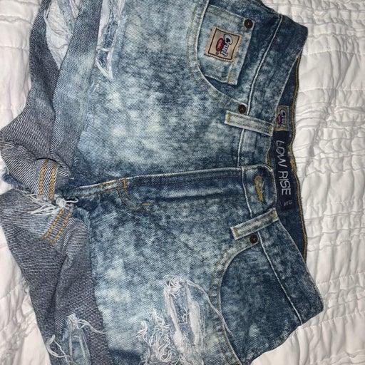 Vintage cruel girl shorts