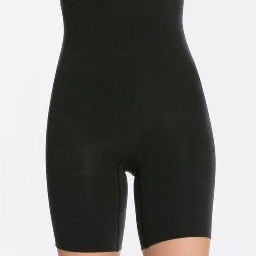 SPANX Higher Power Shorts Black Size B