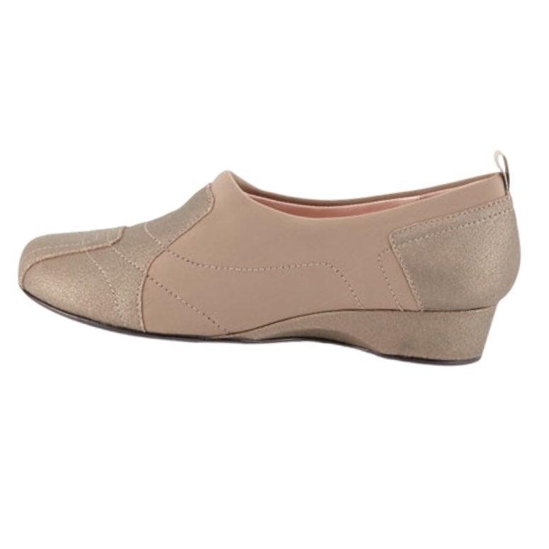 Taryn Rose Kuss Demi-Wedge Sneakers