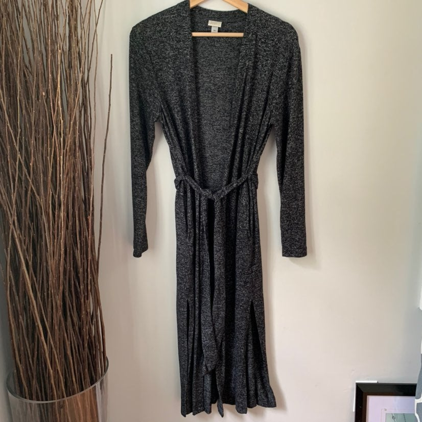 A new day Open Front Duster Womens XS