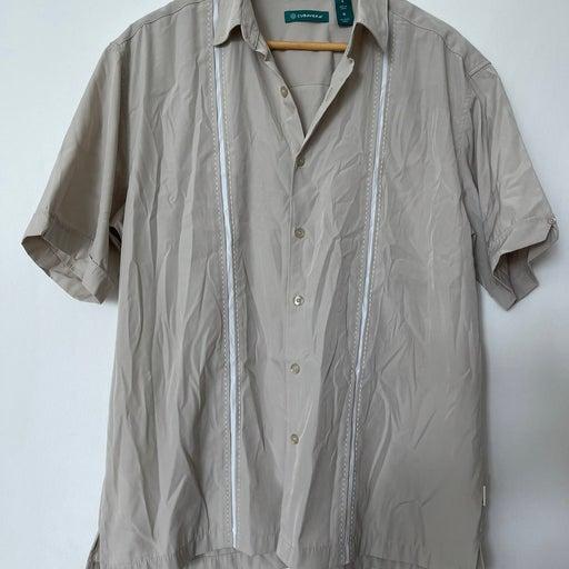 Cubavera shirt L