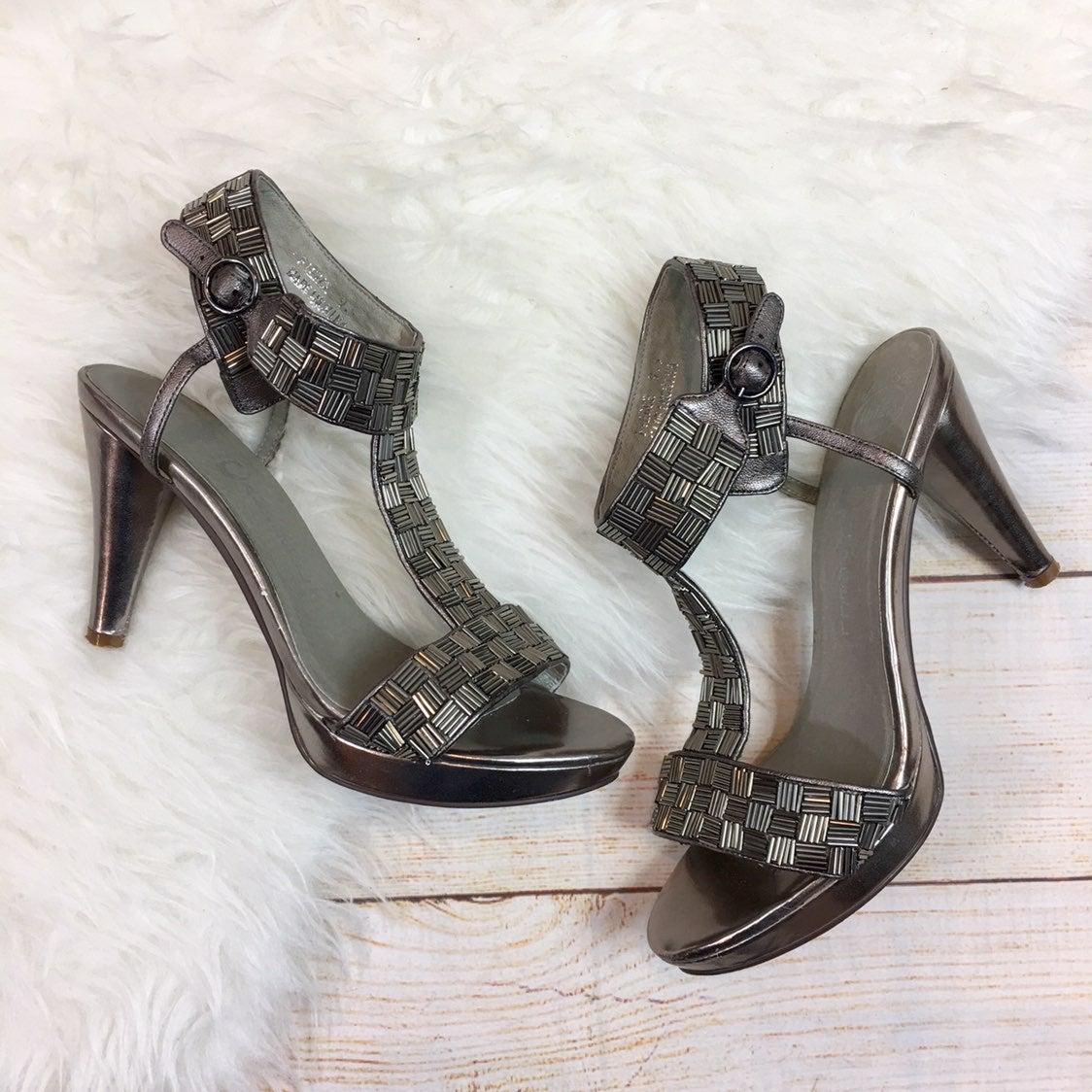 Jeffrey Campbell Beaded Dressy Heels 9.5