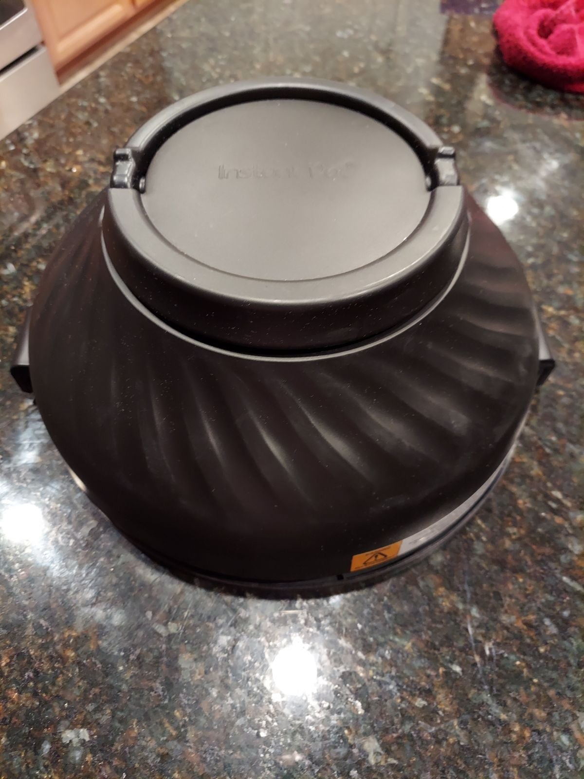 8qt air fryer lid (compatible with 8 qt