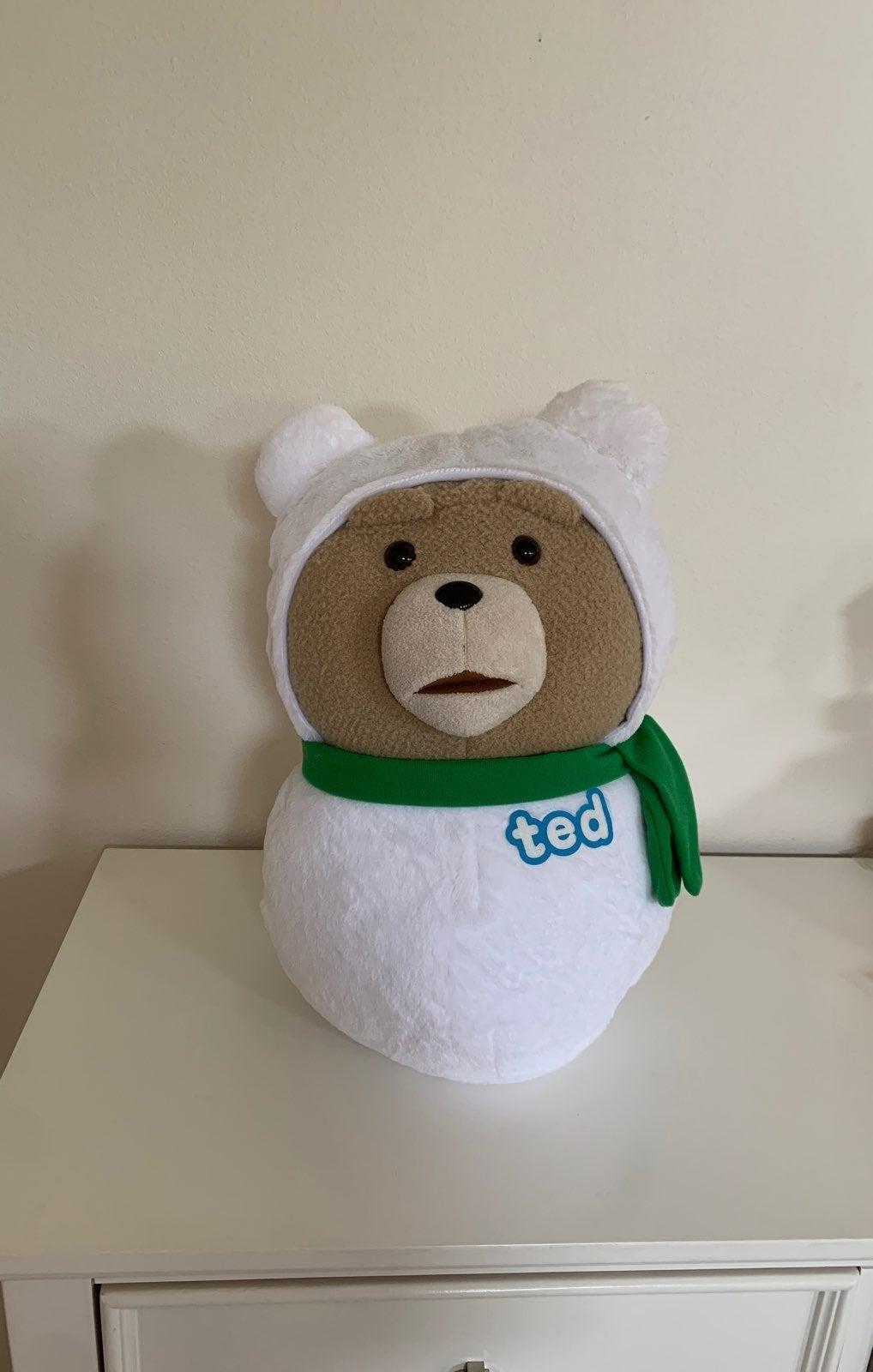 Ted 2 Snow Daruma Plush XL Premium