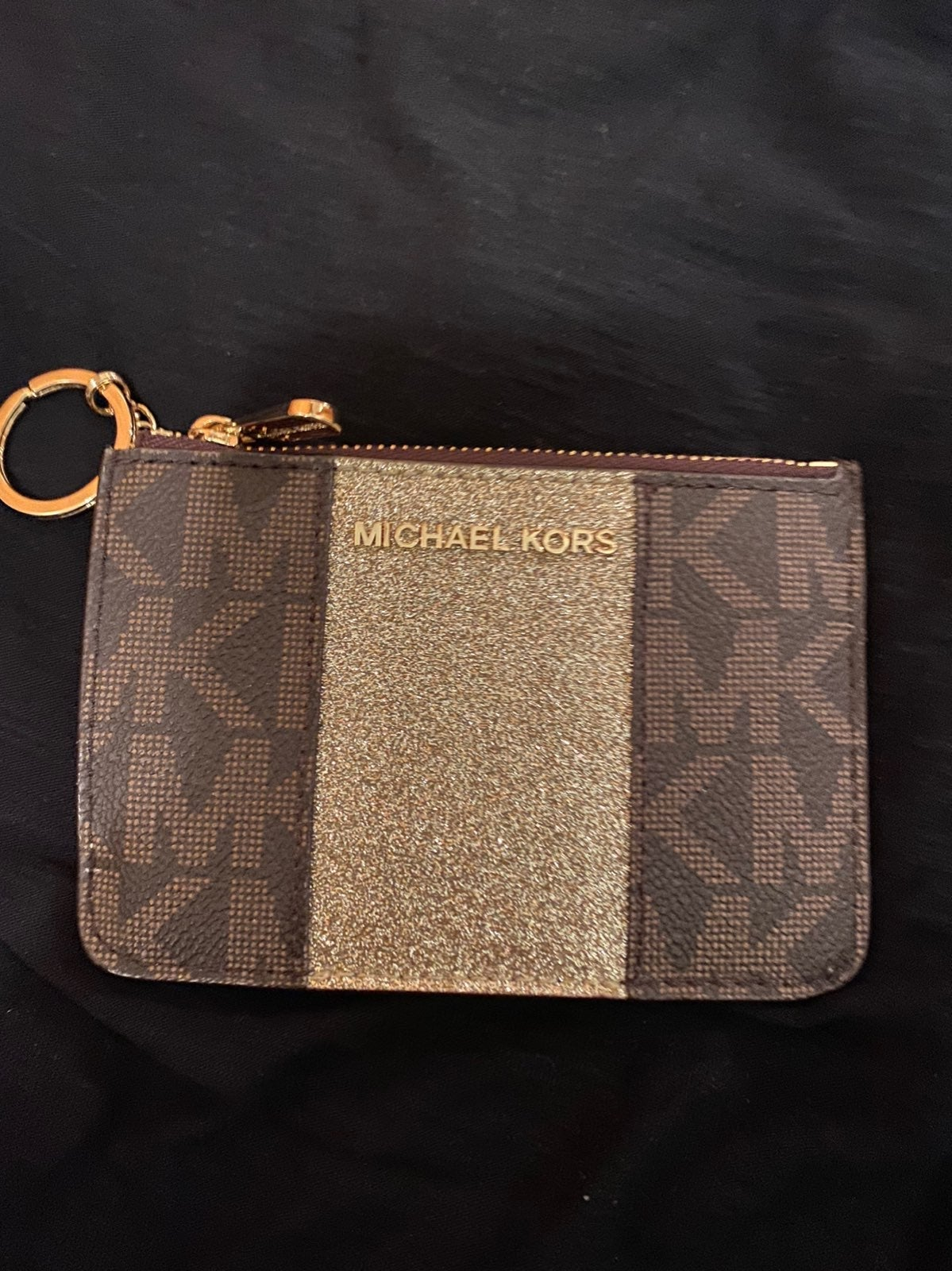 michael kors wallet keychain