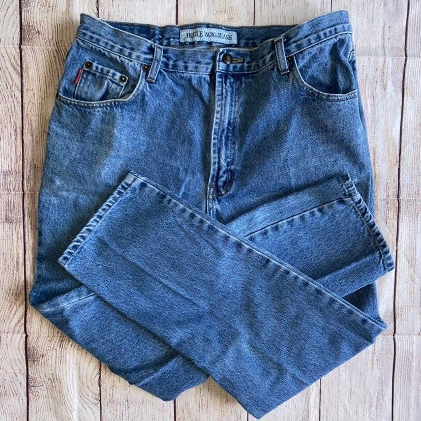 Vintage bugle boy Jeans 36x30