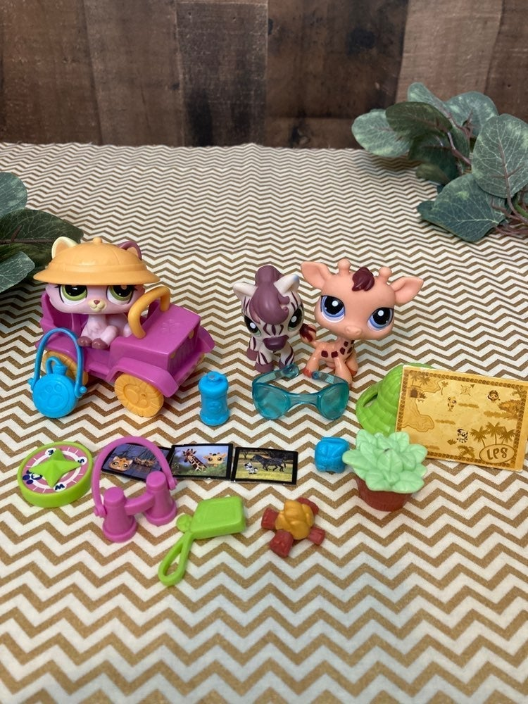 LPS Search 'n Safari Complete Set