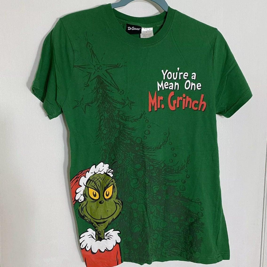 Dr. Seuss The Grinch Unisex Tee