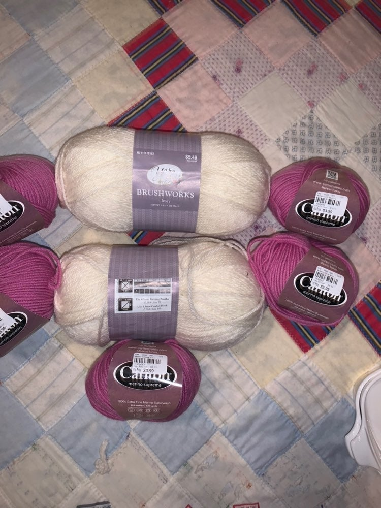 Merino supreme yarn