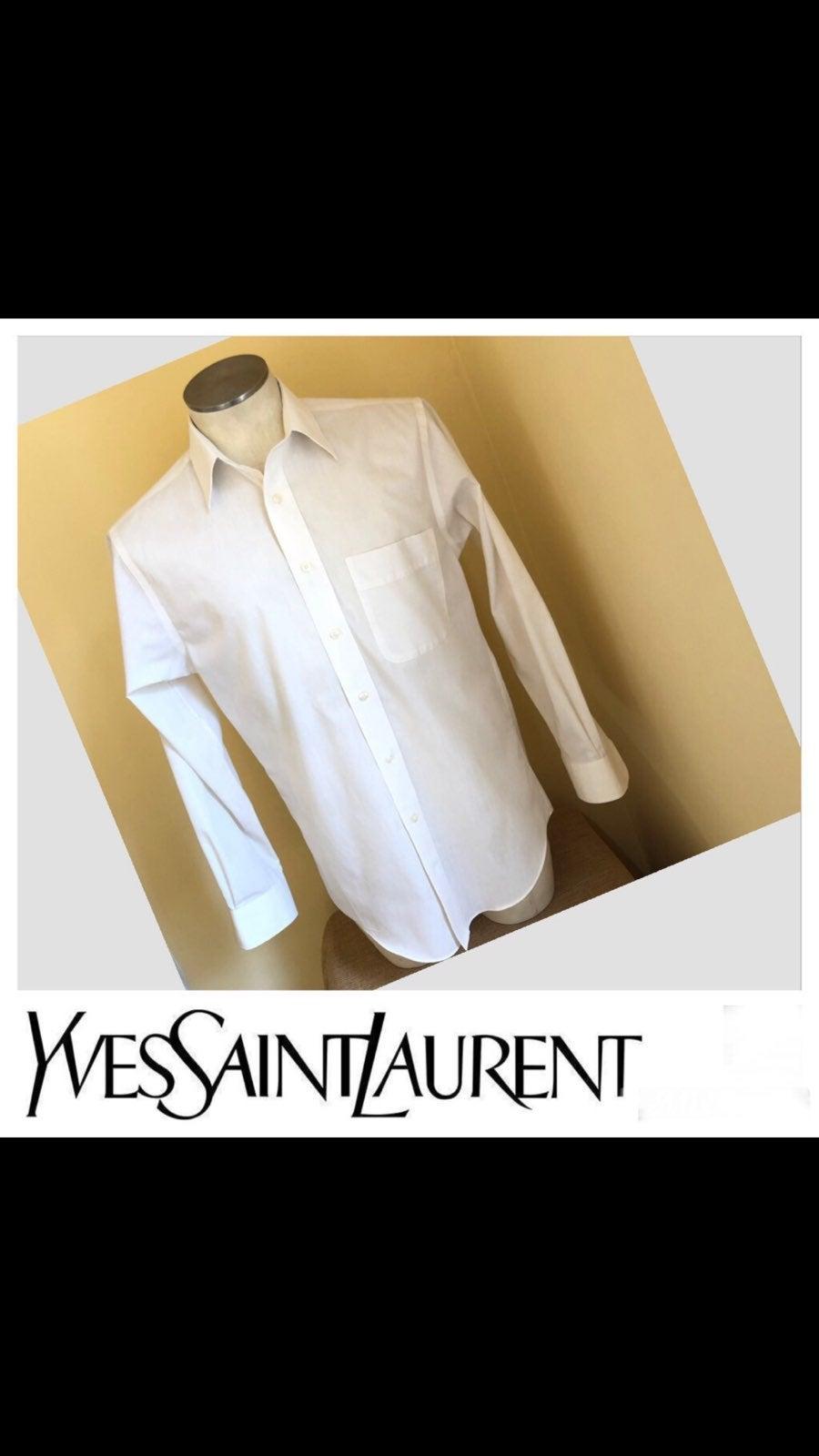 Yves Saint Laurent Button Down Shirt 15