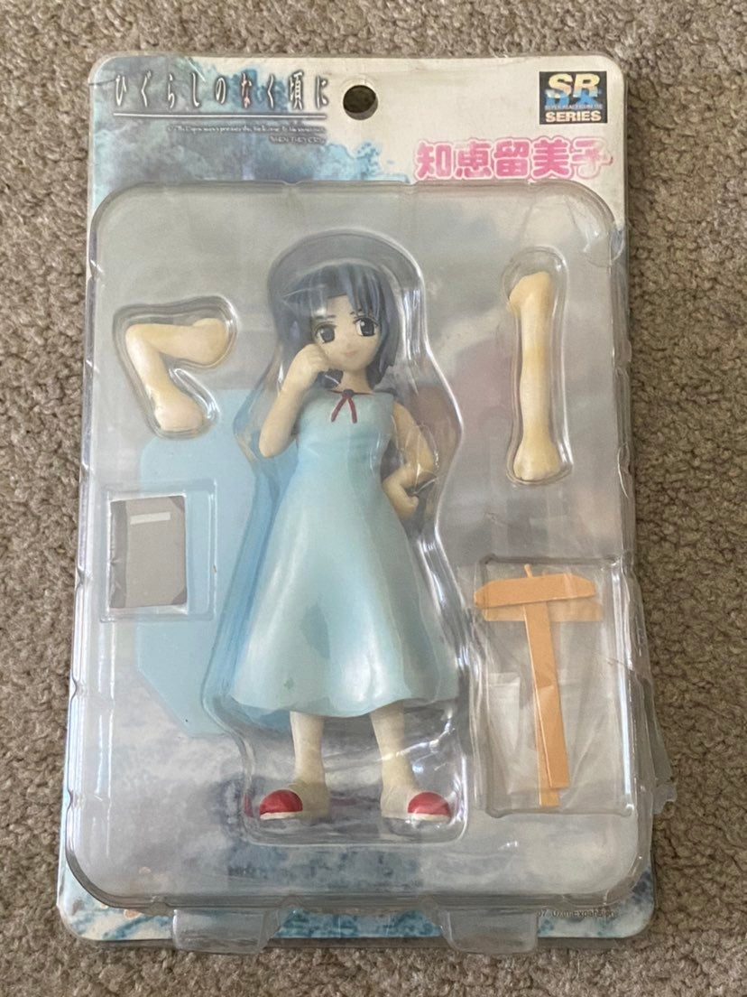 Vintage Japan Anime Action Figure