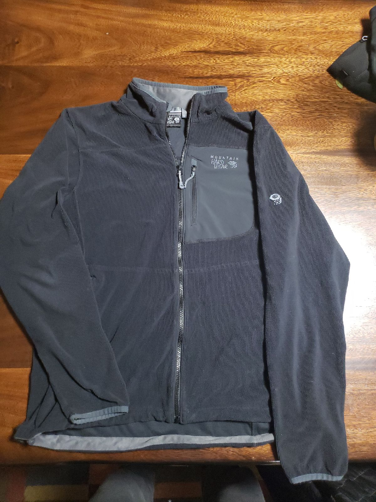 Mountain Hardwear Full-zip Jacket Sz. L