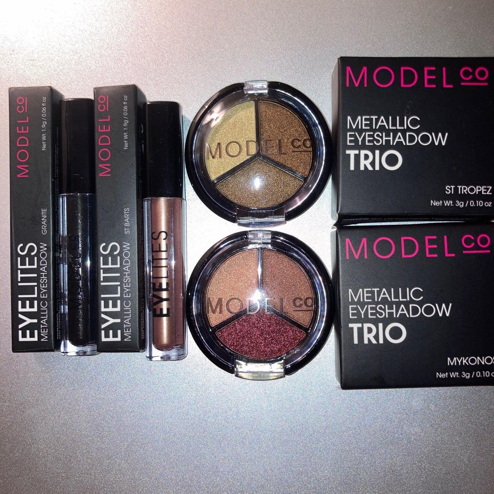 Model Co Eyeshadow Bundle