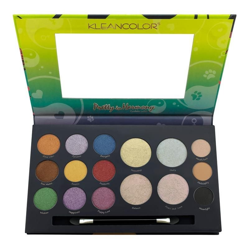 Pretty in Harmony Eyeshadow Palette