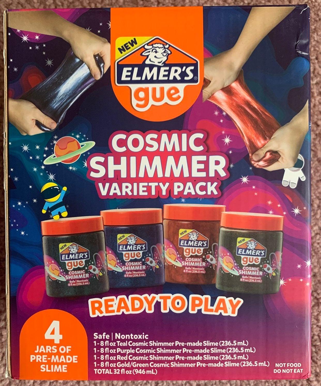 Pre Made Cosmic Shimmer Slime