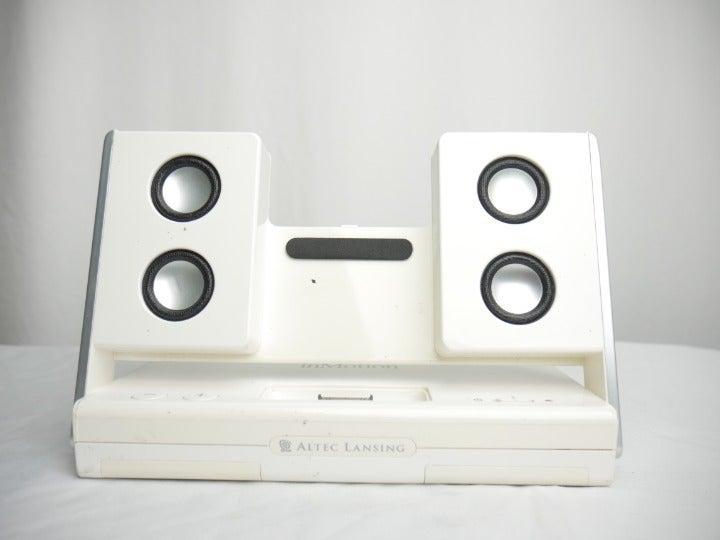 Altec Lansing Ipod Classic Speaker