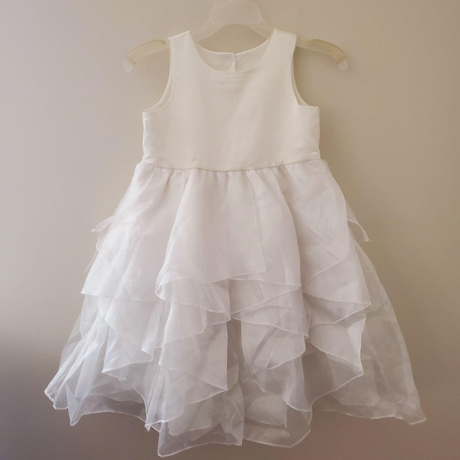 Boutique Girl's Flower Girl Dress 8