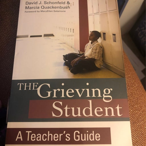 The Grieving Student Teacher's Guide