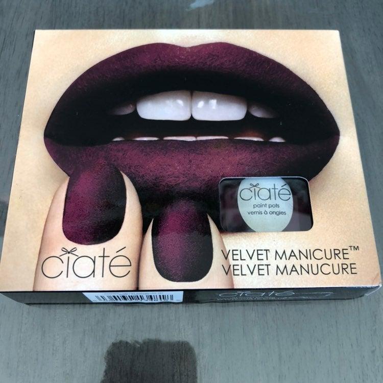 Ciate Velvet Manicure