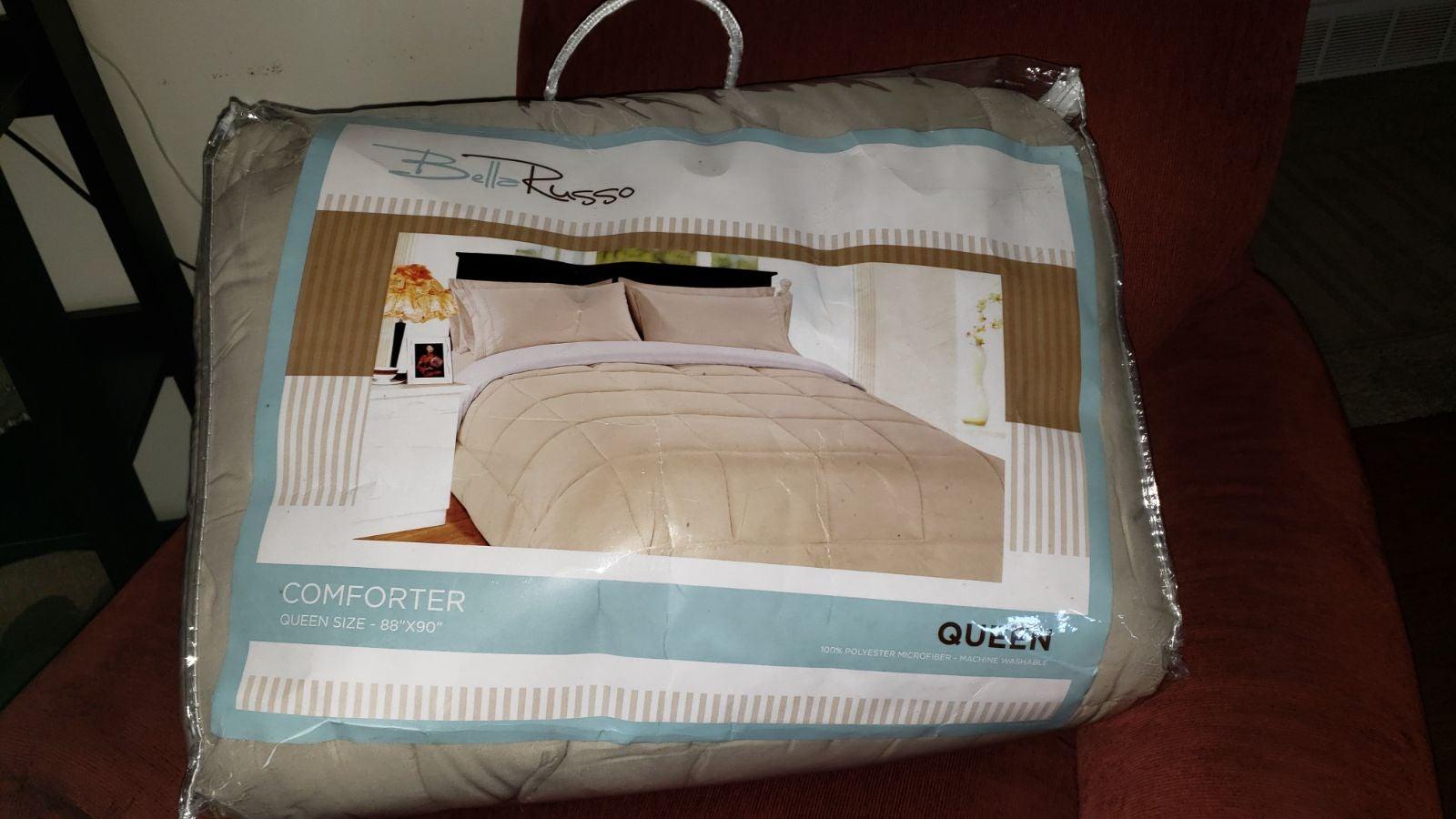 Comforter Set Bella Russo Queen