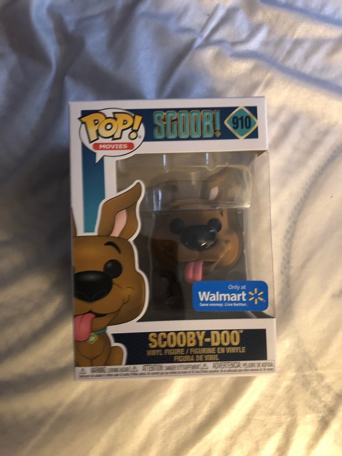 Funko Pop Scooby Doo New exclusive