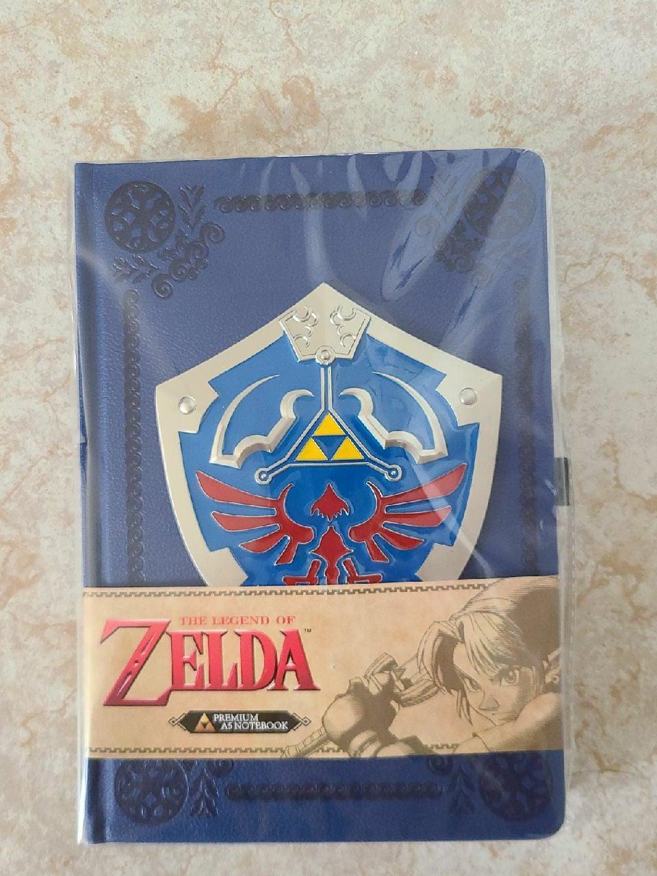 Zelda Premium A5 Notebook