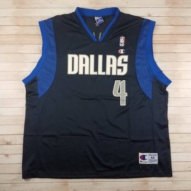 Like New VTG 90s/00s Dallas Mavs Jersey
