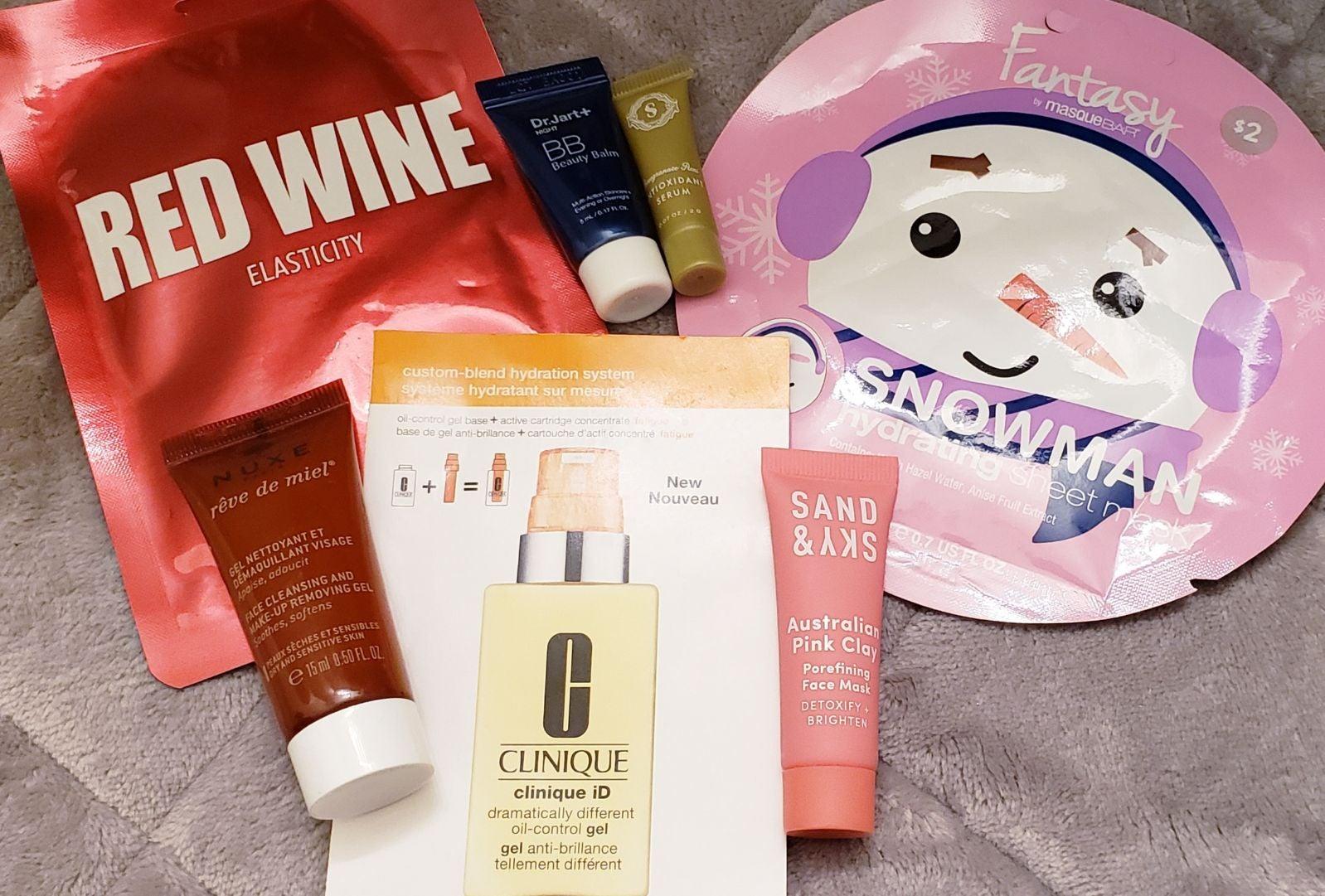 Skin Care & Face Masks Bundle!