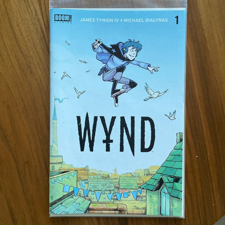 Wynd #1 1st print Boom James Tynion IV